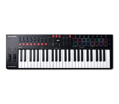 M-AUDIO OXYGENPRO49 MIDI клавиатура