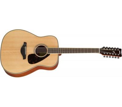 YAMAHA FG820-12 NT Акустическая гитара