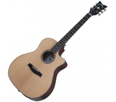 SCHECTER ORLEANS STUDIO AC NS Акустическая гитара с датчиком