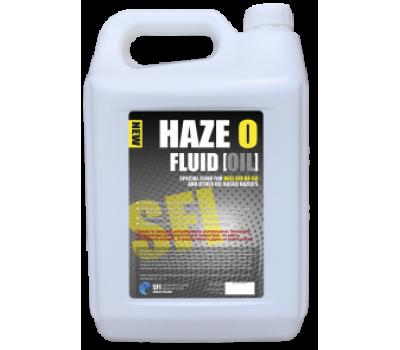 "SFI Haze ""O"" Fluid Oil Жидкость для туман машины 5л. Масляная"