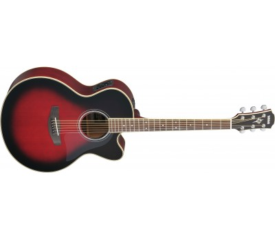 YAMAHA CPX700 II DSR Акустическая гитара