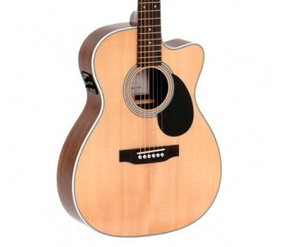 SIGMA OMMRC-1STE (Fishman Isys Plus) - Акустическая гитара
