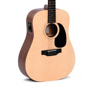 SIGMA DM12E + 12стр. ( Preamp SE-PT) Акустическая гитара