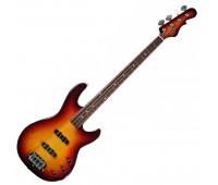 G&L JB2 FOUR STRINGS (3-Tone Sunburst, rosewood) №CLF51064