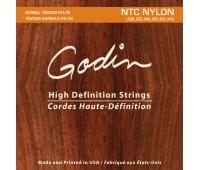 Струны GODIN 009350 NTC - Strings Classic Guitar Norm Tension