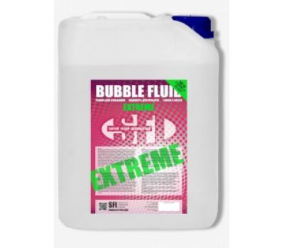 SFI BUBBLE EXTREME Жидкость для buble машины 5л.