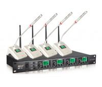 Беспроводная конференционная микрофонная система  SF-6600