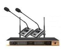 Беспроводная конференционная микрофонная система Emiter-S TA-U22C