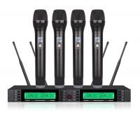 Беспроводная микрофонная система Emiter-S TA-U25 с ручными микрофонами