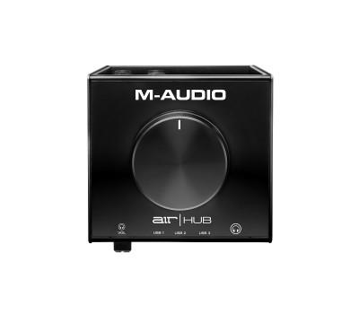 M-AUDIO AIRXHUB Аудиоинтерфейс USB2.0 (USB-C) для PC/Mac