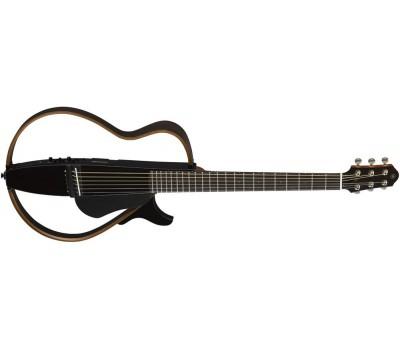YAMAHA SLG200S TBLK Тихая гитара, серия Silent