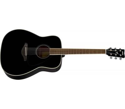 YAMAHA FG820 BLK Акустическая гитара