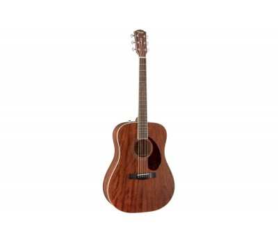 PM-1 DREADNOUGHT ALL MAHOGANY WITH CASE NATURAL