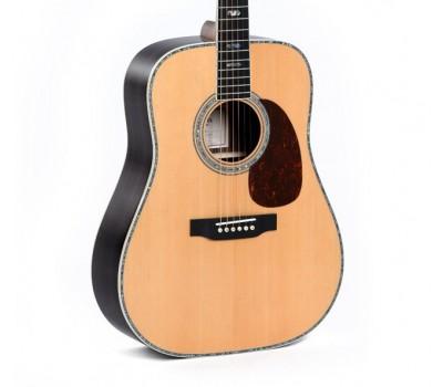 SIGMA DT-45 + Акустическая гитара