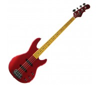 G&L JB2 FOUR STRINGS (Candy Apple Red, maple) №CLF50915