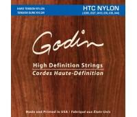 Струны GODIN 009367 HTC - Strings Classic Guitar Hard Tension