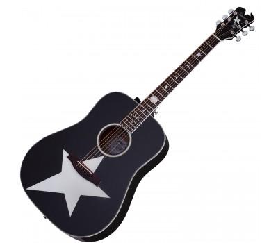 SCHECTER RS-1000 STAGE ACOUSTIC Акустическая гитара с датчиком