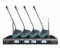 Беспроводная конференционная микрофонная система Emiter-S TA-513C