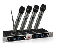 Беспроводная микрофонная система Emiter-S TA-991 с ручными микрофонами