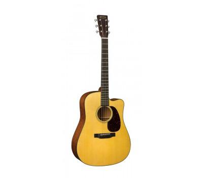 MARTIN DC18E Акустическая гитара