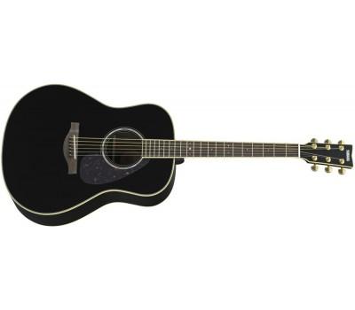 YAMAHA LL6 BL ARE Акустическая гитара