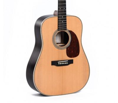 SIGMA DT-28H + Акустическая гитара