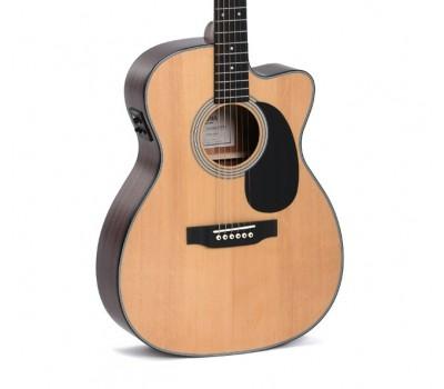 SIGMA 000MC-1E + (Fishman Presys II) Акустическая гитара