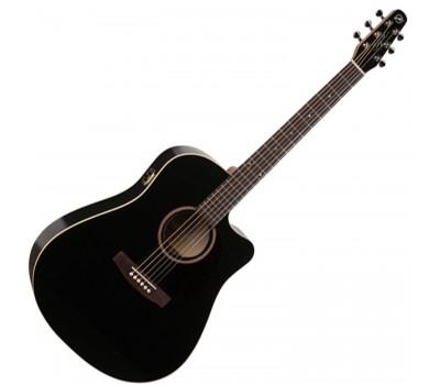 SEAGULL SEAGULL 034208 - Entourage CW Black GT QI Акустическая гитара