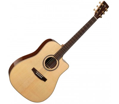SIMON & PATRICK S&P 028603 - Showcase CW Rosewood AER with DLX TRIC(трещина, в магазине) Акустическая гитара
