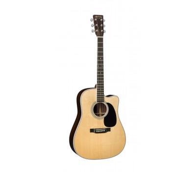 MARTIN DC35E Акустическая гитара