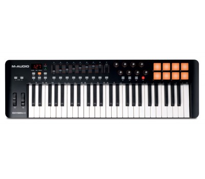 M-AUDIO OXYGEN49IV MIDI клавиатура