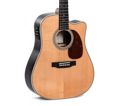 SIGMA DTC-28HE + (Fishman Presys Plus) Акустическая гитара