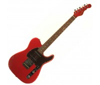 G&L ASAT CLASSIC S (Candy Apple Red, rosewood, 3-ply Tortoise). № CLF067571