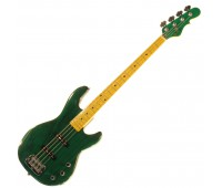 G&L JB2 FOUR STRINGS (Clear Forest Green, maple) №CLF50911