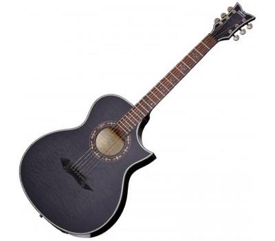 SCHECTER HELLRAISER STAGE AC STBLK Акустическая гитара с датчиком