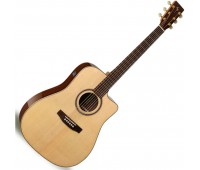 S&P 033300 - Showcase CW Rosewood A6T with DLX TRIC (трещина, в магазине)