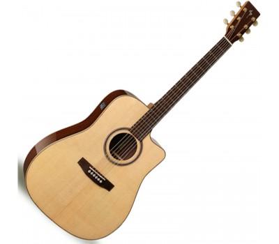 SIMON & PATRICK S&P 033300 - Showcase CW Rosewood A6T with DLX TRIC (трещина, в магазине) Акустическая гитара