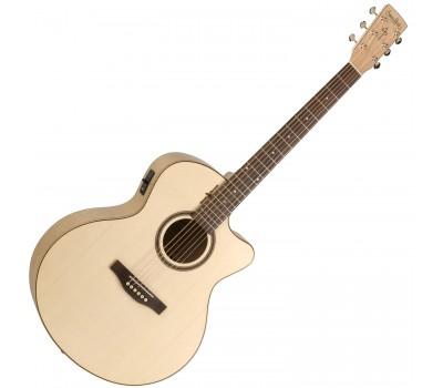 SIMON & PATRICK S&P 036363 - Amber Trail CW Mini Jumbo SG T35 Акустическая гитара