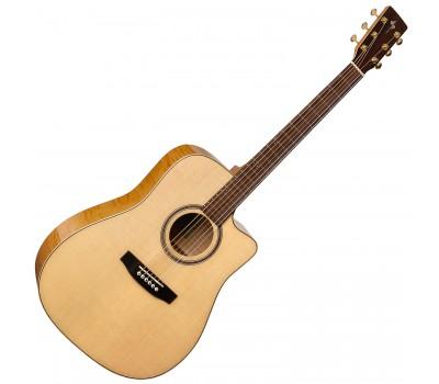 SIMON & PATRICK S&P 033270 - Showcase CW Flame Maple Element with DLX TRIC Акустическая гитара