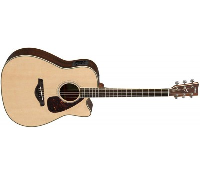YAMAHA FGX830C NT Акустическая гитара