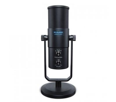 M-AUDIO UBERMIC Микрофон конденсаторный с USB интерфейсом