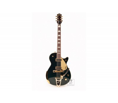G6128T-57 VINTAGE SELECT '57 DUO JET w/Bigsby CADILLAC GREEN