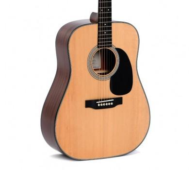 SIGMA DM-1ST + Акустическая гитара