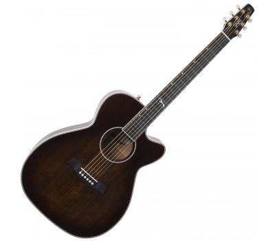 SEAGULL SEAGULL 047741 - Artist Mosaic CH CW Bourbon Burst GT EQ with TRIC Акустическая гитара