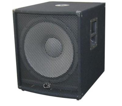 """Пассивный сабвуфер City Sound CSW-18, 18"""", 600/1200 Вт, 8 Ом"""