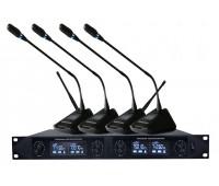 Беспроводная конференционная микрофонная система Emiter-S TA-992C