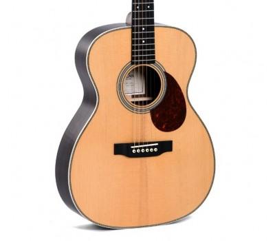 SIGMA OMT-28H + Акустическая гитара