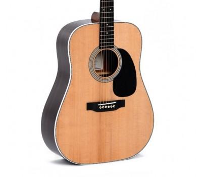 SIGMA DT-1 + Акустическая гитара
