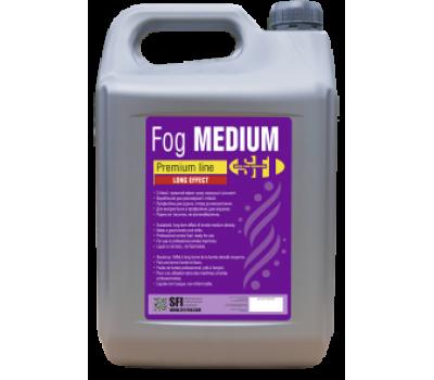 SFI Fog Medium Premium Жидкость для дым машины 5л.