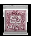 ERNIE BALL P02409 Струны для классической гитары 28-42 Classical Black & Gold Nylon Ball End